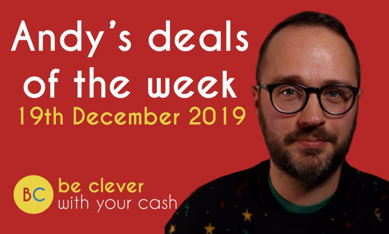 Andy's deals of the week - 19th December 2019