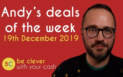 Andy's deals of the week – 19th December 2019