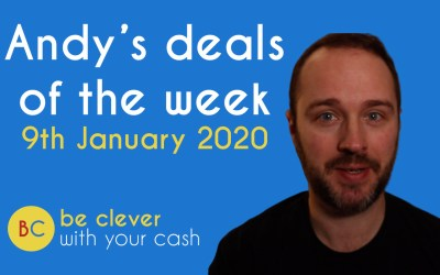 Andy's deals of the week 9th January 2020