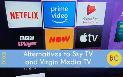 Cheaper alternatives to Sky TV and Virgin Media