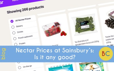 Sainsbury's Nectar prices – is it any good?