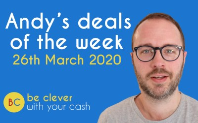 Andy's deals of the week 26th March 2020