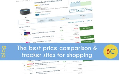 The best price comparison and tracker sites for your shopping and spending