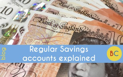 Regular savings accounts explained