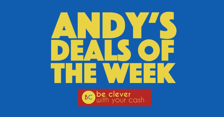 Andy's Deals of the week 26th February 2021