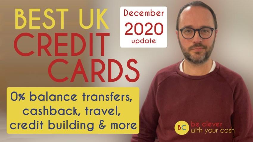 Cash Chats BONUS: December's best credit cards