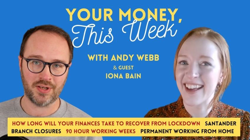 Cash Chats #180: Your Money, This Week - 26th March 2021