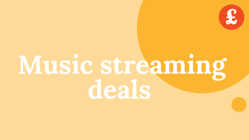 Music streaming deals (May 2021)