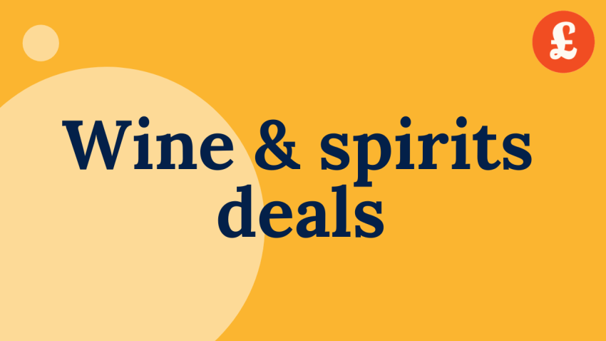 Wine and spirits offers and deals