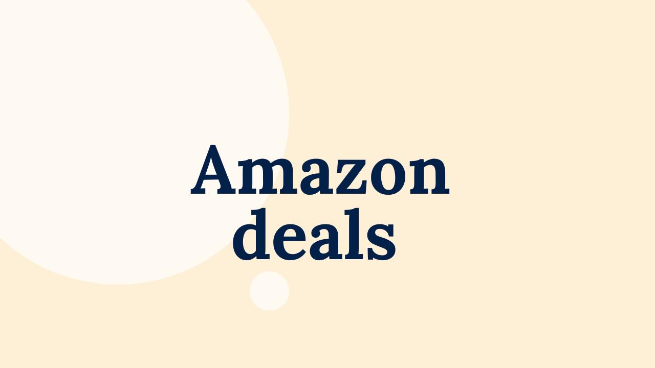 Amazon voucher deals