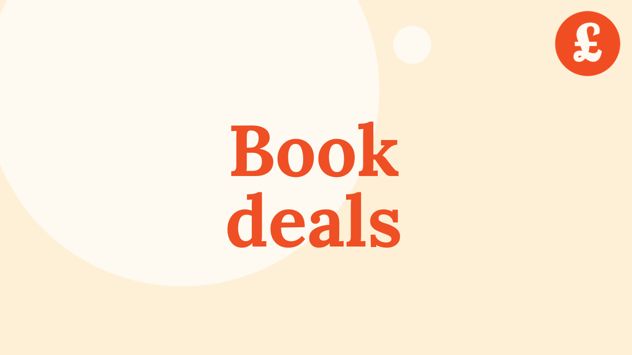 Book deals and offers