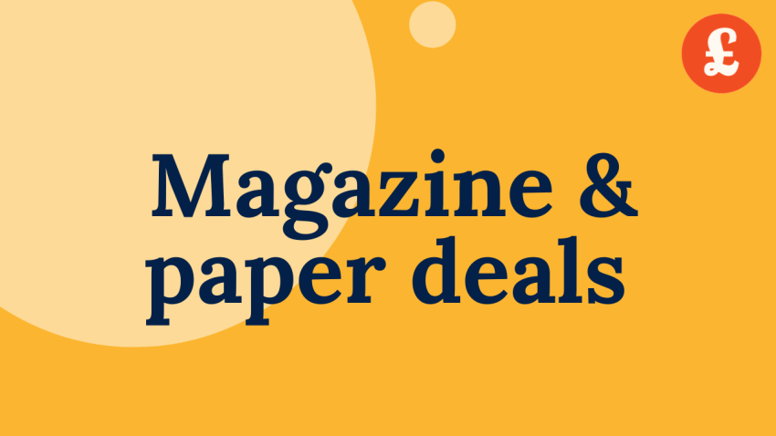 Magazine and newspaper deals (June 2021)