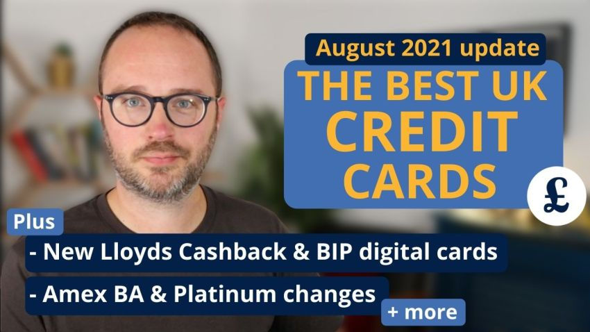 August 2021's credit card news & round-up