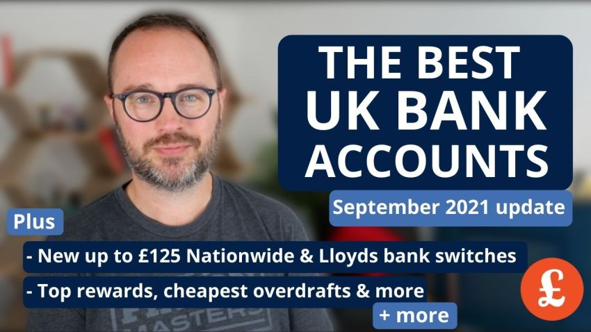 September 2021's bank account news & round-up