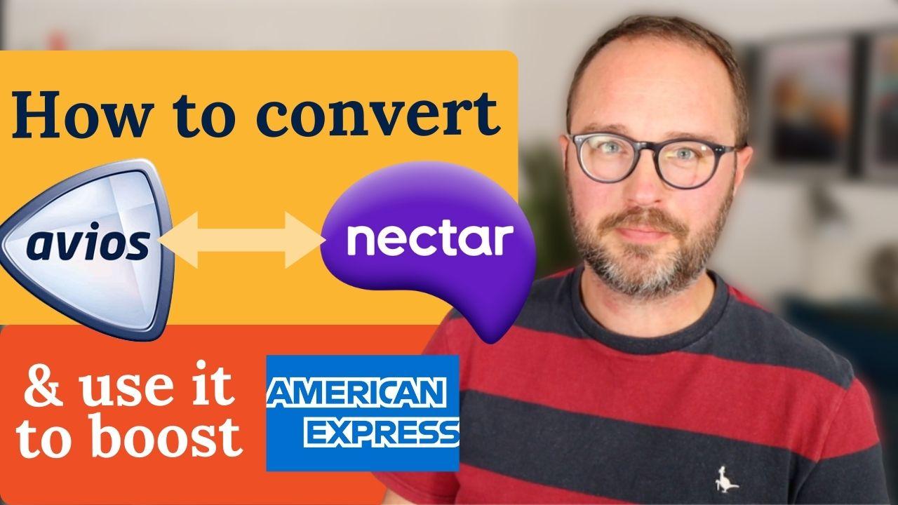 convert avios to nectar