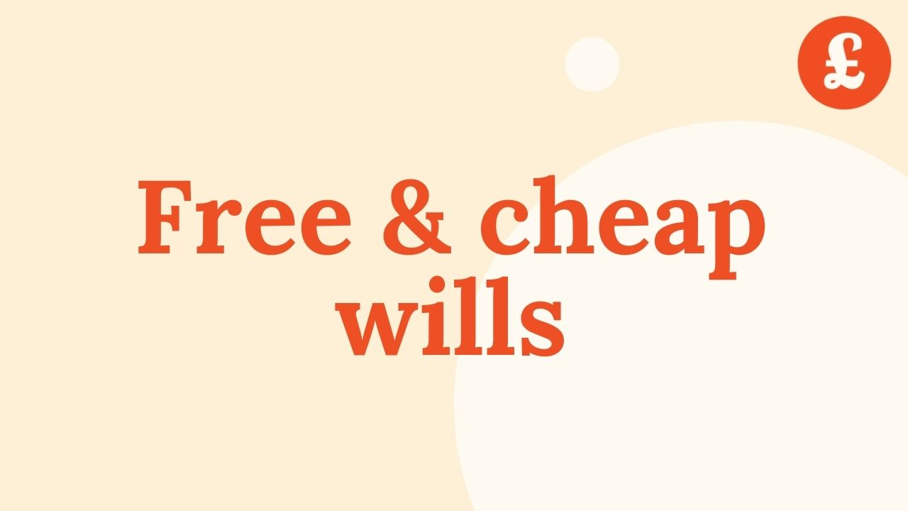free and cheap wills