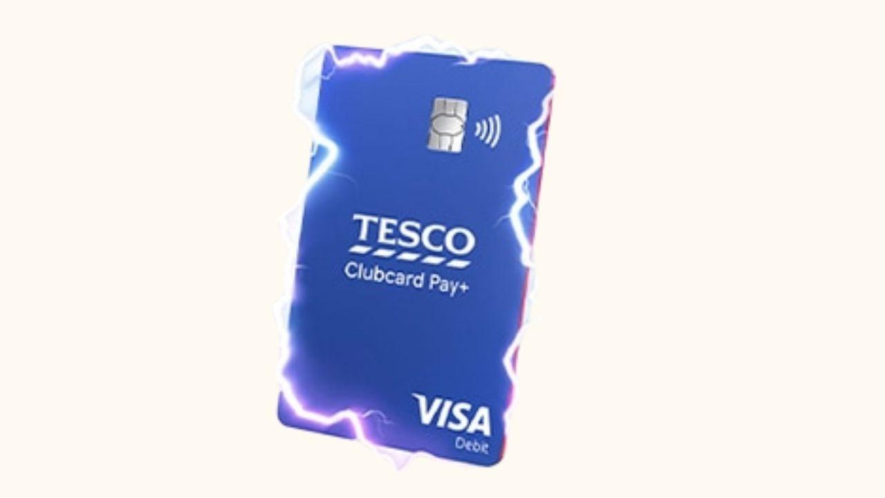 Tesco Clubcard Pay Plus