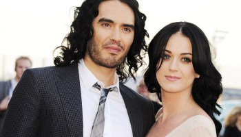Russell Brand e Katy Perry