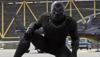 """""""Pantera Negra"""" ganha novo trailer e pôster oficial"""