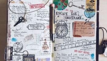 Como escrever um diário? Aquela velha e boa escrita…
