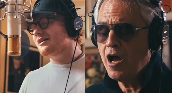 Perfect Symphony: Versão de Perfect de Ed Sheeran e Andrea Bocelli