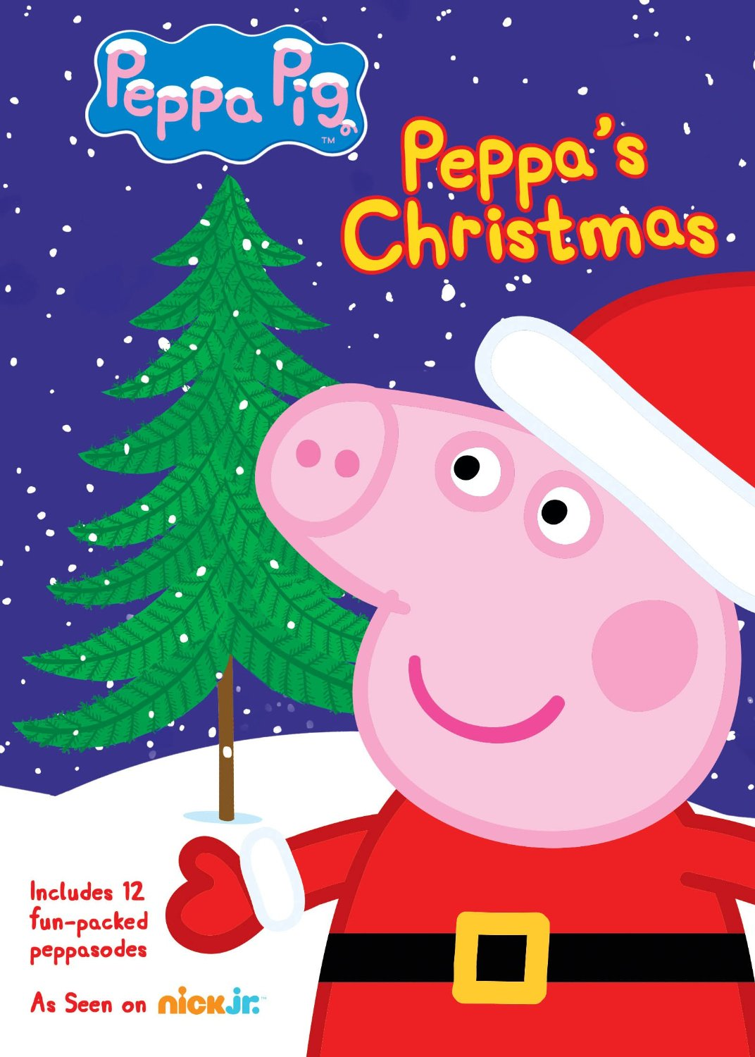 Peppa Pig Peppas Christmas On DVD Only 679 Become A