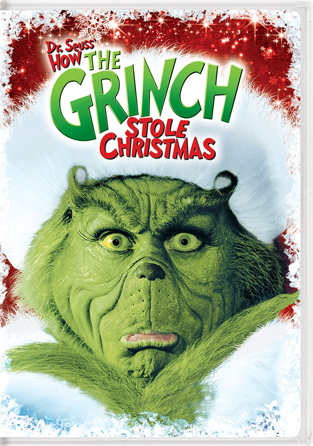Dr Seuss How The Grinch Stole Christmas Dvd Only 6 50
