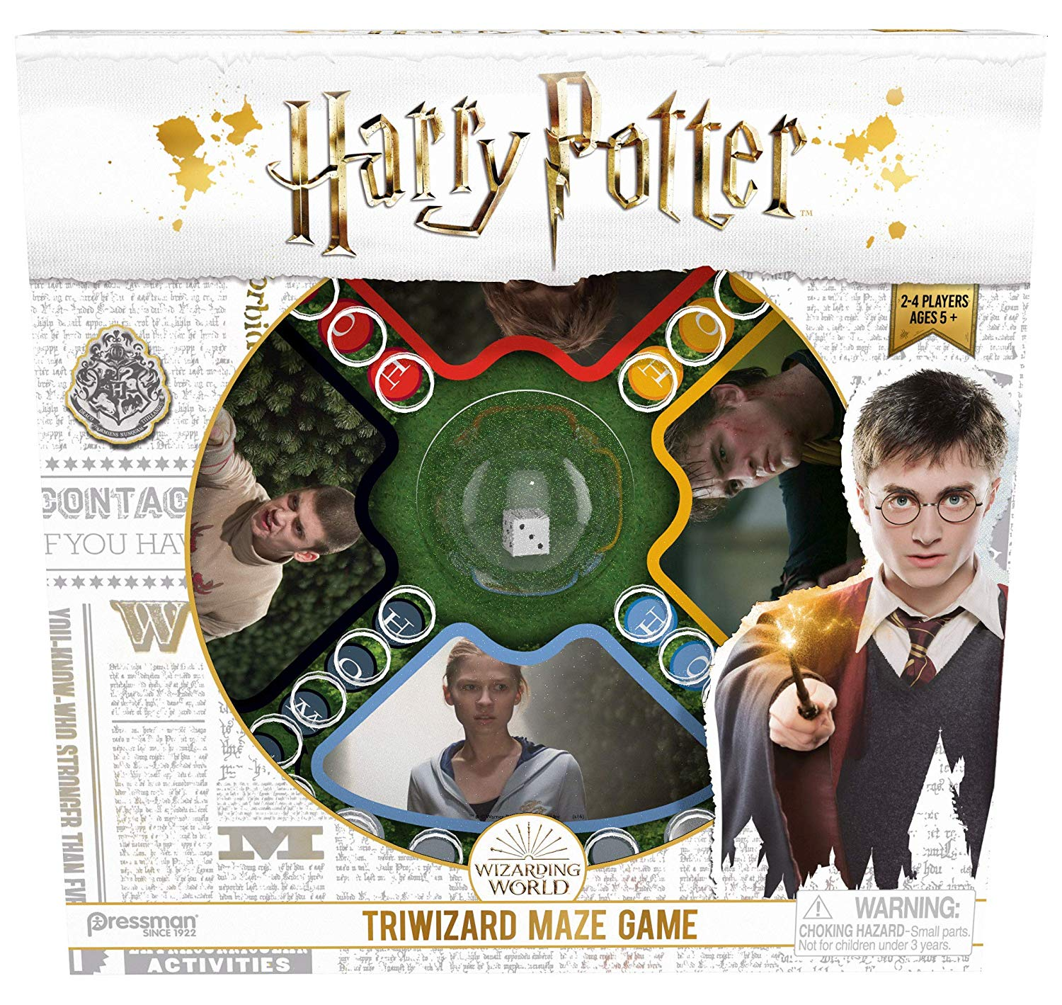 Harry Potter Tri Wizard Maze Game Only 5 99