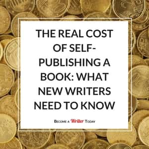 The Real Cost of Self-Publishing a Book: What New Writers Need to Know