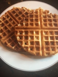 Overnight Yeasty Goodness Waffles Recipe