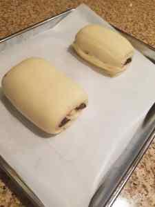 Trader Joe's Chocolate Croissants Risen