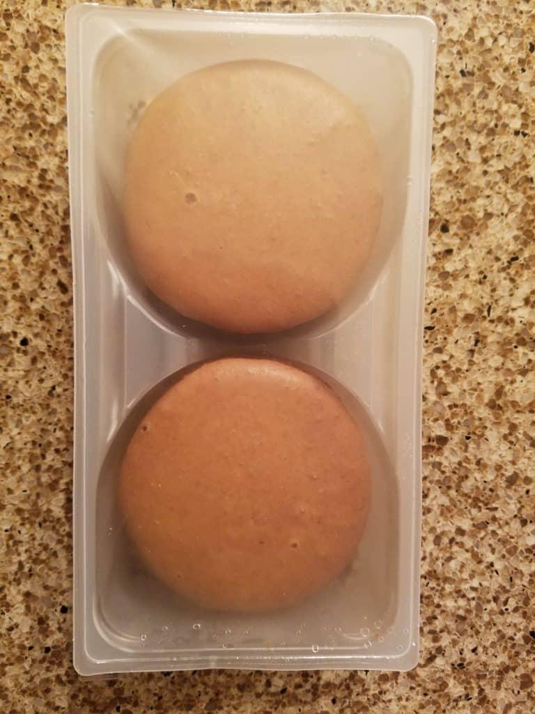 Trader Joe's Salted Butterscotch Macarons