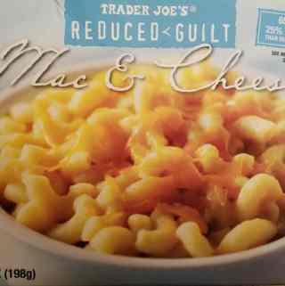 Trader Joe's Reduced Guilt Mac and Cheese