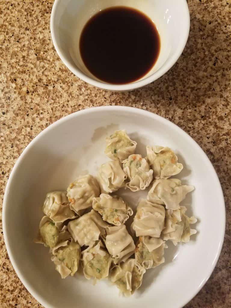 Trader Joe's Chicken Shu Mai