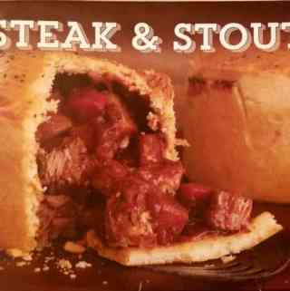Trader Joe's Steak and Stout Pie