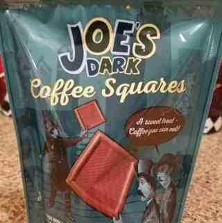 Trader Joe's Dark Coffee Squares