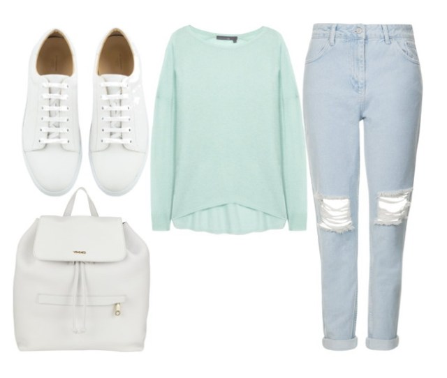 Pastel Color Fashion Trend