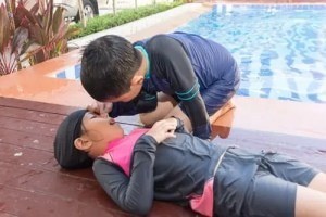 All ages can administer Emergency Airway Management techniques when properly trained.