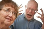 Caregiver video showing how to handle angry emotions.
