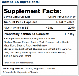 Xantho-x5-ingredients-size-Before-After-results-customer-user-review-results-does-it-really-work-scam-formula-product-supplement-sex-guru-Becoming-Alpha-Male