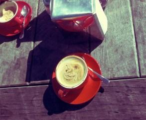 cappuccinos in Australia