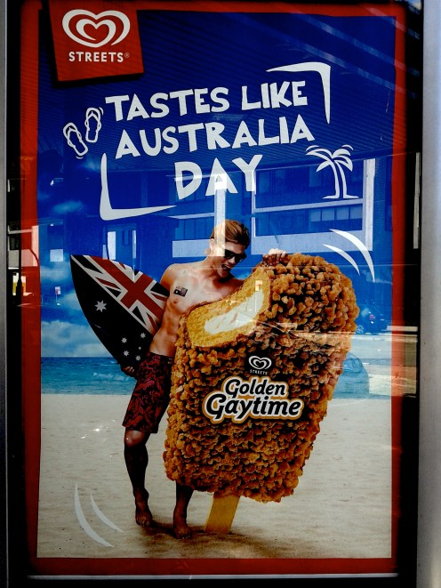 Golden Gaytime is an iconic ice-cream brand