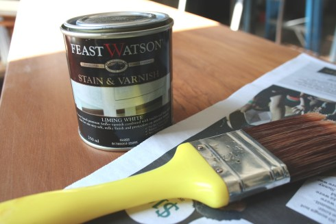 stain & varnish