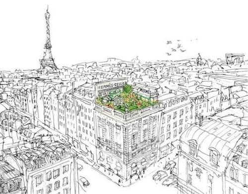 Pastels In Paris Becomingelizabeth