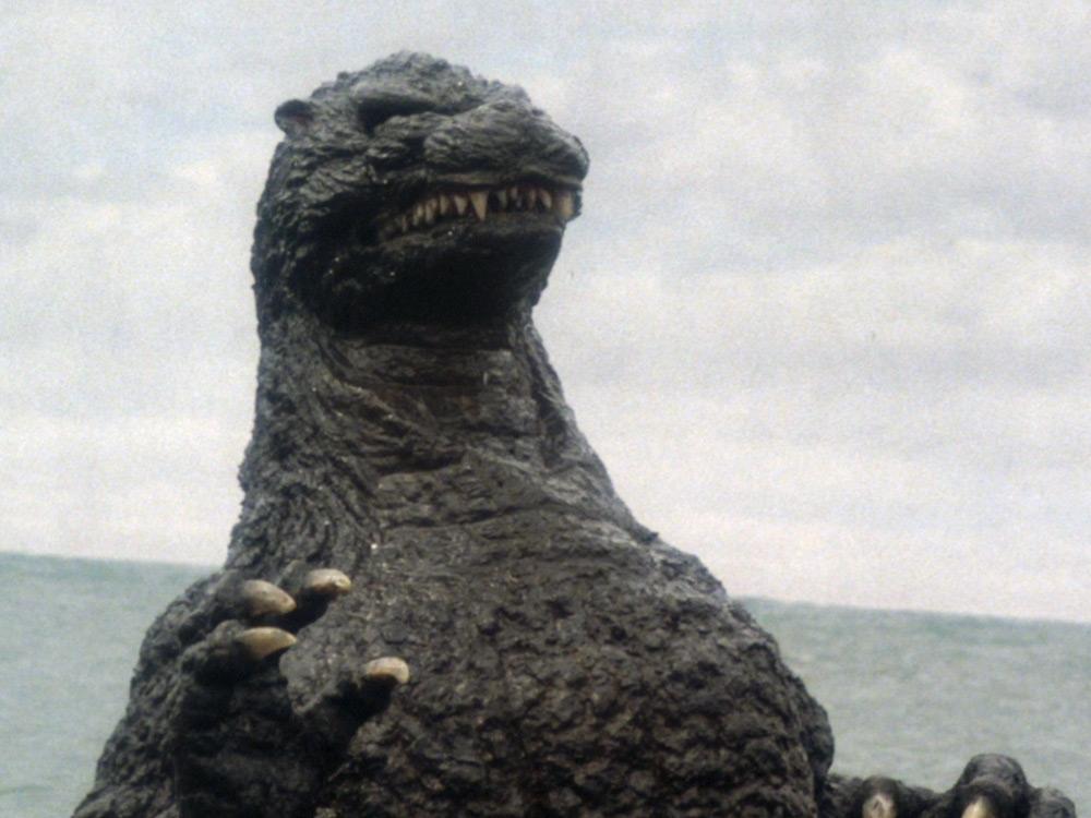 BioGoji GhidoGoji 1989 91 Becoming Godzilla