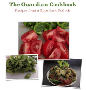 Superhero Cookbook