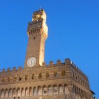 Palazzo Vecchio from the Uffizi