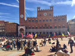 Piazza del Campo by day