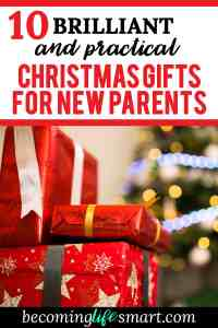 10 Brilliant And Practical Christmas Gifts For New Parents ...