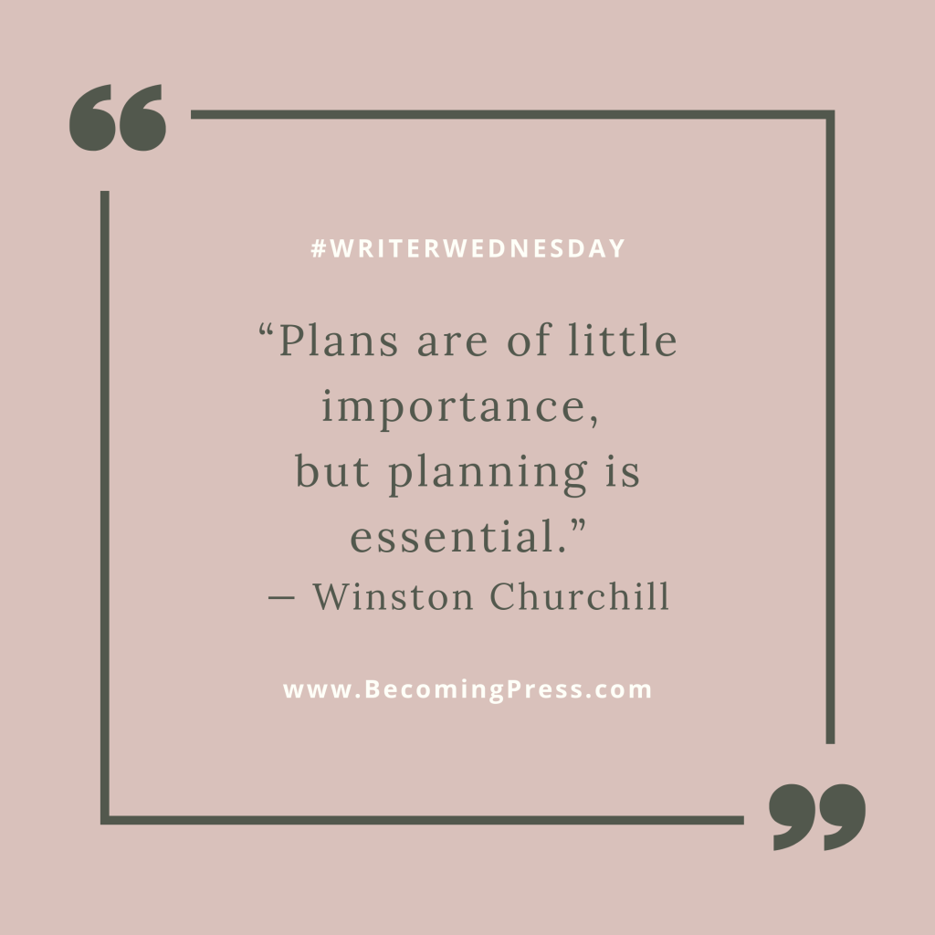 Planning Quote Winston Churchill